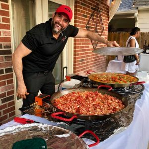 Paella Chef Houston