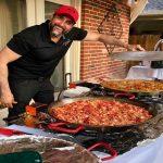 Paella Party Chef