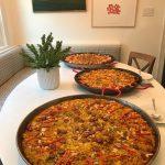 Paella Platter
