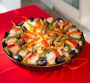 Paella Catering Houston