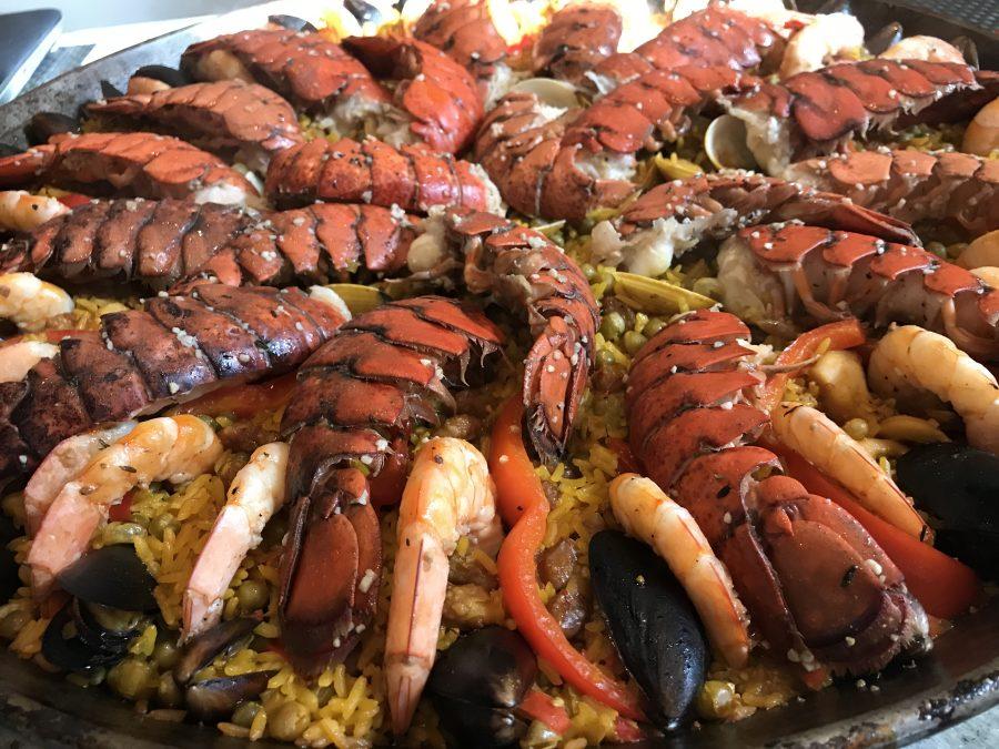 Seafood Overload