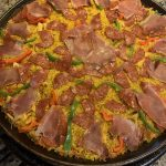 paella chef houston